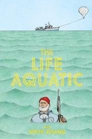 Poster The Life Aquatic with Steve Zissou 2004