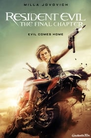 Filmcover von Resident Evil: The Final Chapter
