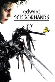 Poster for Edward Scissorhands