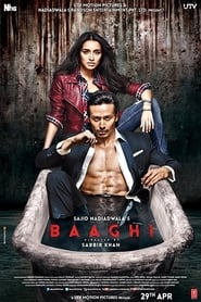 Watch Online Baaghi HD Full Movie Free