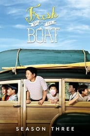 Fresh Off the Boat: 3 Staffel