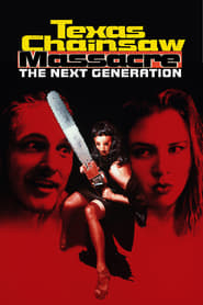 Poster Texas Chainsaw Massacre: The Next Generation 1997