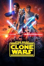 Poster Star Wars: The Clone Wars - Season 3 Episode 9 : Hunt for Ziro 2020