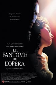 Le Fantôme de l'Opéra en streaming