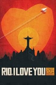 Poster Rio, I Love You 2014