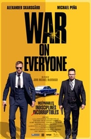 Watch War on Everyone on Voirfilm Online