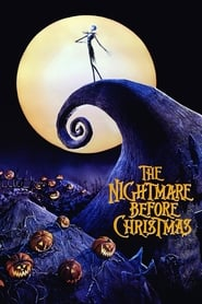 Poster The Nightmare Before Christmas 1993
