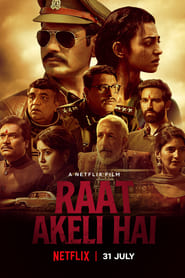 Raat Akeli Hai 2020 Hindi Movie NF WebRip 400mb 480p 1.3GB 720p 4GB 1080p