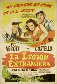 Abbott and Costello en la Legion Extrangera