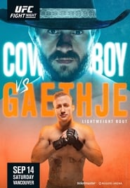 UFC Fight Night 158: Cowboy vs. Gaethje [2019]
