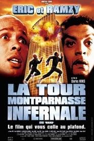 La Tour Montparnasse Infernale plakat