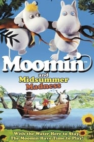 Poster The Moomins 1970