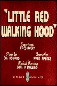 Little Red Walking Hood 1937