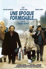 Poster Une Époque Formidable… 1991