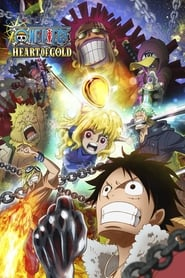 Poster One Piece: Heart of Gold 2016