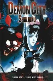 Demon City Shinjuku 1988