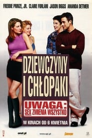 Poster Boys and Girls 2000