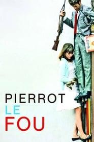 Poster Pierrot le Fou 1965