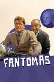 Poster Fantomas 1964