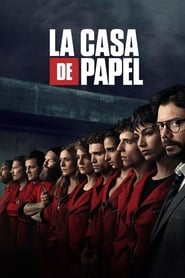 Regarder Serie La casa de papel streaming entiere hd gratuit vostfr vf