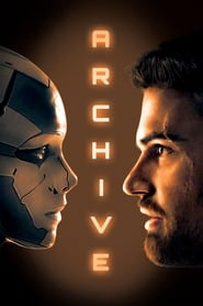 Archive (2020) Hindi Dubbed