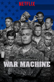 Watch War Machine (2017) Online Free