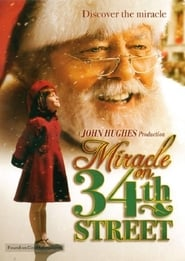 poster Miracle on 34th Street