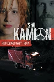 The Red Colored Grey Truck