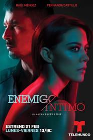 Poster Enemigo íntimo 2020