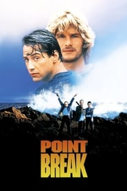 View Point Break (1991) Movies poster on Ganool
