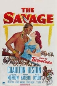 Poster del film The Savage