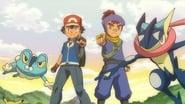 Pokémon Season 18 Episode 4 : A Stealthy Challenge!