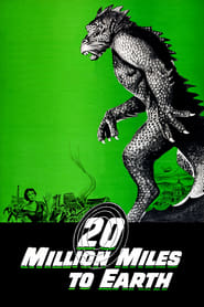 Poster 20 Million Miles to Earth 1957