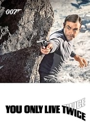 Poster You Only Live Twice 1967