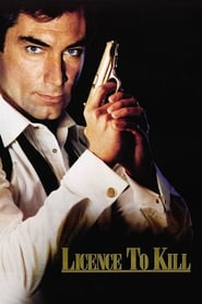 Poster for Licence to Kill