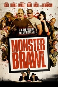 Poster Monster Brawl 2011