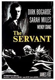 Poster The Servant 1963