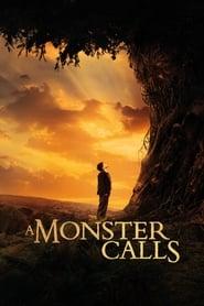 Poster A Monster Calls 2016