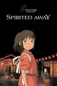 Poster Spirited Away 2001