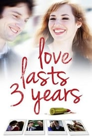 Poster Love Lasts Three Years 2011