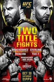 UFC 267: Blachowicz vs. Teixeira (2021) YIFY
