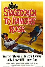 Stagecoach to Dancers' Rock (1962)