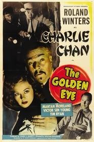 Poster The Golden Eye 1948