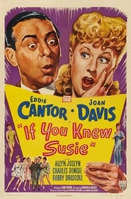 Poster If You Knew Susie 1948