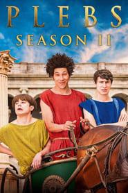 Plebs - Series 2 (2014) poster