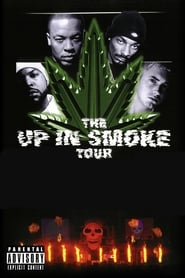 Poster The Up in Smoke Tour 2000