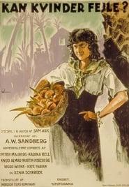Kan Kvinder fejle? 1924
