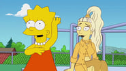 The Simpsons Season 23 Episode 22 : Lisa Goes Gaga