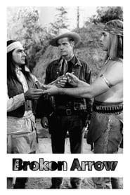 Poster Broken Arrow 1958