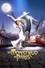Ver Un monstruo en París Online HD Castellano, Latino y V.O.S.E (2011)